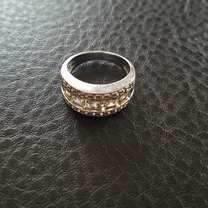 CZ ring- size 7
